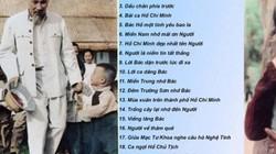 Hình tượng Chủ tịch Hồ Chí Minh trong âm nhạc cách mạng