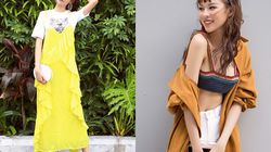 Phí Phương Anh gợi ý thời trang búp bê xuống phố