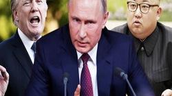 Putin có thể cứu thỏa thuận hạt nhân Triều Tiên nếu Trump thất bại