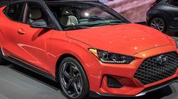 Hyundai Veloster 2019 công bố giá bán từ 420 triệu đồng
