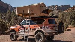 """Hình ảnh Nissan Armada: SUV hàng """"khủng"""" cho dân thích đi """"phượt"""""""