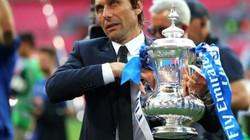 """Giúp Chelsea vô địch FA Cup, HLV Conte bất ngờ... """"buông xuôi"""""""