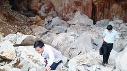 Hang động triệu năm bị tàn phá: Chủ tịch Thanh Hóa chỉ đạo xử lý