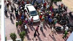 """Thông tin bất ngờ vụ đi ô tô 4 chỗ hỏi """"mua lúa"""", đôi nam nữ bị nghi bắt cóc trẻ con"""