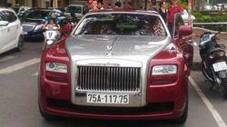 """Rolls-Royce Ghost """"ngũ quý 1"""" bất ngờ về tay đại gia Huế"""