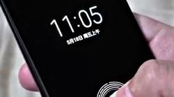 Video trình diễn Xiaomi Mi 8 với máy quét vân tay trong màn hình