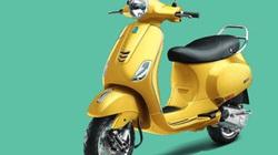 Piaggio giới thiệu màu sắc mới cho Vespa SXL