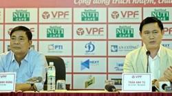 Bầu Tú nói gì khi Phó chủ tịch VPF Trần Mạnh Hùng từ chức?