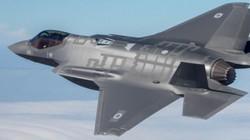Israel lần đầu đưa tiêm kích tàng hình F-35 tham chiến ở Syria
