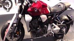 Soi từ đầu tới chân 2018 Honda CB1000R mới về Việt Nam