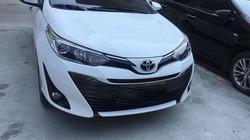 """Toyota Vios thế hệ mới bất ngờ """"lộ diện"""" trên đường phố Việt Nam"""