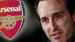 HLV Emery nói gì trong ngày nhận chức HLV trưởng Arsenal?
