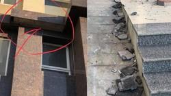 Cư dân bất an sống trong chung cư của Vinaconex 3