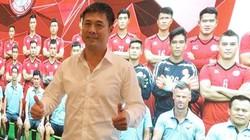 """HLV Hữu Thắng: """"Tôi là người thế nào mà lại về đội sắp giải thể?"""""""