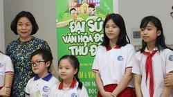 Trao giải cho 4 Đại sứ tiêu biểu Văn hóa đọc Thủ đô