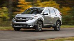 Honda CR-V 2018 không bị lỗi động cơ xăng lọt vào két nhớt