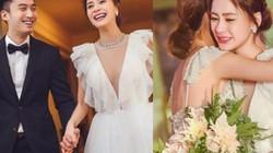 Chung Hân Đồng khóc nức nở trong lễ cưới sau 10 năm scandal ảnh nóng