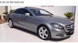 Vừa ra khỏi nhà hàng, thị trưởng bị cướp xe Mercedes Benz