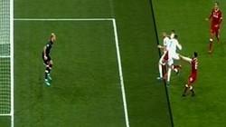 Trọng tài đã tước bàn thắng của Real trong hiệp 1?