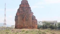 Di tích Tháp Hòa Lai... thành hoang tích, không một bóng người