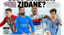 """Chủ tịch Perez """"chơi lớn"""", HLV Zidane đón liền 4 """"bom tấn"""""""
