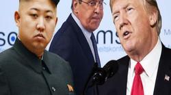 """Ngoại trưởng Nga bất ngờ tới Bình Nhưỡng, Mỹ """"đứng ngồi không yên"""""""