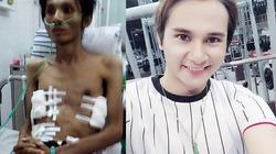 Thái Lan Viên: Từ phổi bị hủy hoại 95% đến sống lại khỏe mạnh sau 6 lần hấp hối