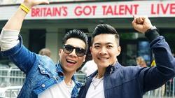 Quốc Cơ, Quốc Nghiệp gặp áp lực trước đêm bán kết Britain's Got Talent 2018