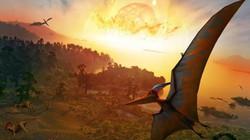 Thiên thạch xoá sổ khủng long khiến Trái đất nóng lên suốt 100.000 năm