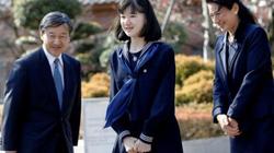 Chiêm ngưỡng dung nhan công chúa Nhật Bản chuẩn bị du học Anh