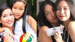 Ngỡ ngàng vì con gái út diva Mỹ Linh đã trở thành thiếu nữ xinh đẹp