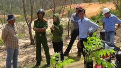 Nhân viên bảo vệ chết bất thường trong đất dự án ở Mũi Né