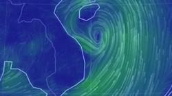 Sáng sớm 5/6, Biển Đông hứng cơn bão số 2 trong năm 2018