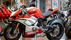 Choáng ngợp Ducati Panigale V4 Speciale về Việt Nam giá 2 tỷ đồng