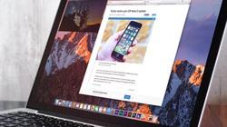 Apple tuyên bố ứng dụng iOS sẽ chạy được trên máy tính macOS