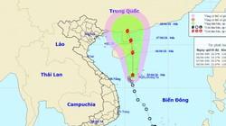 Tin mới nhất: Áp thấp nhiệt đới sẽ gây mưa lớn từ Thanh Hoá đến Huế
