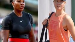 Pháp mở rộng 2018: Sharapova đi tiếp nhờ Serena Williams đau… cơ ngực