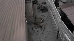Thương tâm cảnh người chết vì dung nham chôn vùi ở Guatemala