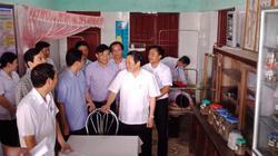 Bộ Y tế kiểm tra mô hình trạm y tế điểm tại Hà Tĩnh