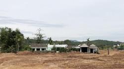 """Quảng Ngãi: Chủ đầu tư dự án đổ đất """"vây dân""""?"""