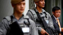 Chiến binh Gurkha lừng danh bảo vệ cuộc gặp Trump và Kim Jong-un