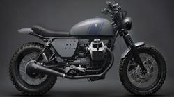 Ngắm Venier Moto Guzzi Scrambler bản đóng tay tuyệt đẹp