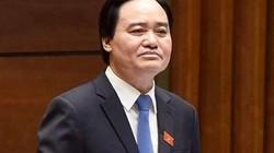 Bộ trưởng Nhạ:Số GV bạo hành trẻ được báo chí nêu chưa phải đã hết