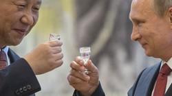 Nhà lãnh đạo duy nhất thế giới cùng uống mừng sinh nhật Putin