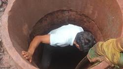 Người đàn ông mù có biệt tài đào giếng gần 20 năm