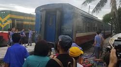 Nguyên nhân vụ cháy toa tàu hỏa khiến 200 hành khách hoảng loạn