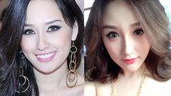 Sao Việt có ánh nhìn kỳ quặc vì đeo kính áp tròng