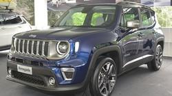 Ảnh thực tế SUV cỡ nhỏ Jeep Renegade 2019: Vẻ đẹp nam tính từ trong ra ngoài