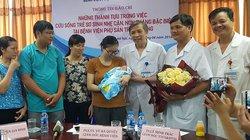 Hành trình cứu sống bé sinh non 0,5kg của cặp vợ chồng hiếm muộn
