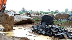 Gia Lai: Ngang nhiên bới tung đồng ruộng để khai thác đá